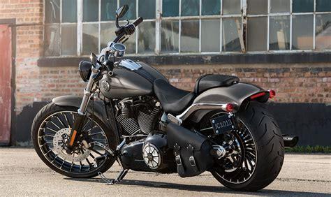 2014 Harleydavidson Softail Breakout Motozombdrivecom
