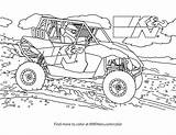 Coloring Pages Printable Dirt Bike Honda Side Drawing Dodge Viper Rzr Print Polaris Dragster Utv Fun Sheets Template Sketch Getcolorings sketch template