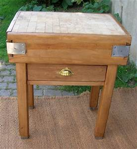 Billot De Boucher Ikea : ancien billot de boucher pour cuisine ustensiles de cuisine pinterest billot ancien et ~ Voncanada.com Idées de Décoration