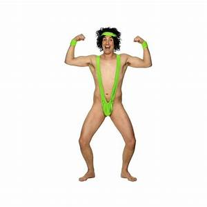 Borat Mankini Other TV/Movie Fancy Dress Costumes