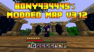 Minecraft Ps3: B0NY's Modded Map Download