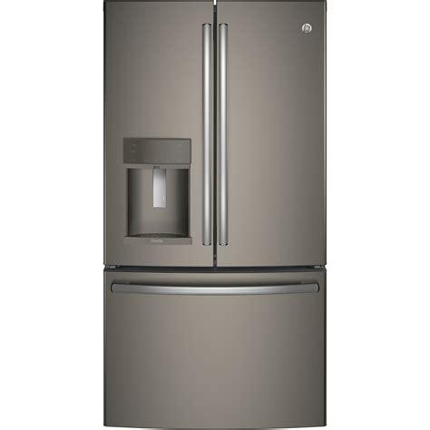 ge appliances pfekmkes ge profile series energy star  cu ft french door refrigerator