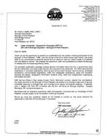 Rfp Resume Template by Rfp Response Cover Letter Resume Badak