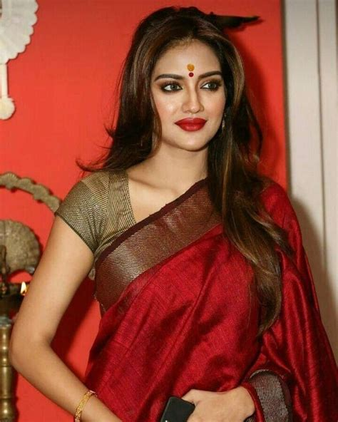 Stunning Awesome Nusrat Jahan Follow