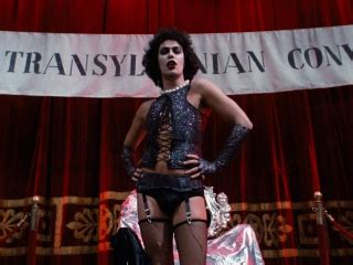 eric mccormack rocky horror video the rocky horror picture show sweet transvestite clip