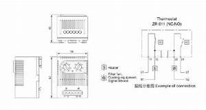 Saipwell Ce Zr 011 Clip Fixing Fan  Heater 12 Volt Thermostat