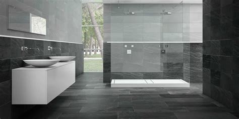Moderne Badezimmer Fliesen Grau by Unsere Galerie Rh Fliesen Rautenstrauch