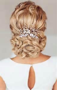 turquoise wedding coiffure mariage chignon boucle les tendances mode du