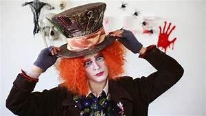 Hutmacher Alice Im Wunderland : mad hatter makeup tutorial verr ckter hutmacher youtube ~ Watch28wear.com Haus und Dekorationen