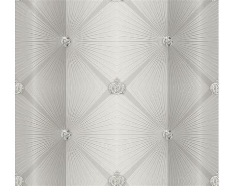 Gloockler Tapeten Katalog by Vliestapete 54841 Gl 246 246 Ckler Imperial Grafisch Greige Bei