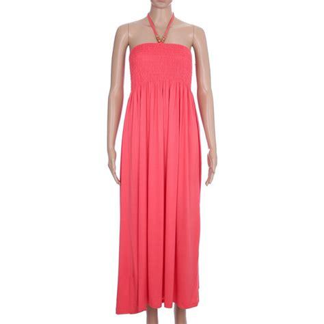 robe pret a porter robe longue smockee 2108 grossiste pret a porter