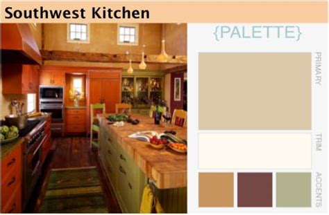 southwest kitchen colors 24 best southwest color scheme images on color 2410