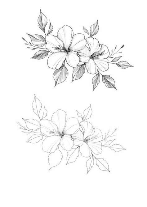 25 Beautiful Flower Drawing Information & Ideas | Journal | Beautiful flower drawings, Flower
