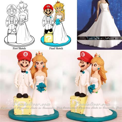 160 Best Images About Theme Wedding Cake Toppers On