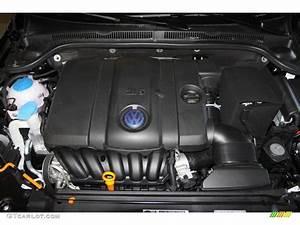 2013 Volkswagen Jetta Se Sedan 2 5 Liter Dohc 20