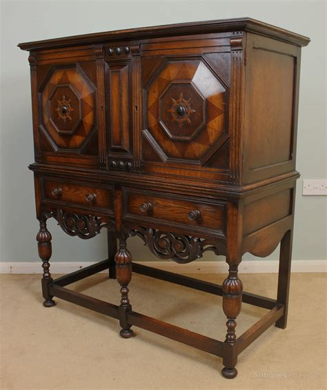 Cupboard Antique by Antique Oak Cupboard On Stand Antiques Atlas