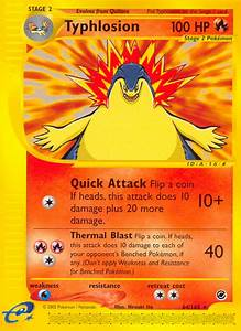 Typhlosion (Expedition EX 64)