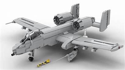 Warthog Moc Lego Rebrickable Build