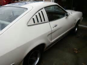 Mustang 11 For Sale by 1977 Ford Mustang 3 Door Cobra 11 One Owner For Sale