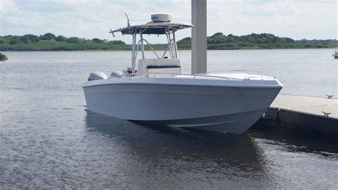 28 Foot Baja Boats For Sale by Baja Sportfish 280 Center Console 1996 For Sale For 9 500