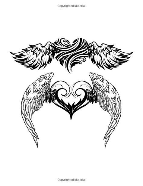 Amazon.com: Amazing Tattoo Coloring Book for men