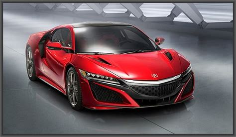 How Much Is Acura Nsx by 2016 Acura Nsx Price Engine