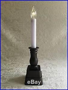 Qvc Halloween Lights Qvc Bethlehem Lights Led Window Candle Brushed Bronze