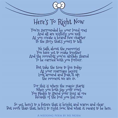 heres    wedding poem ms moem poems life