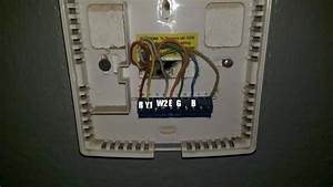Another Thermostat Wiring Question - Hvac