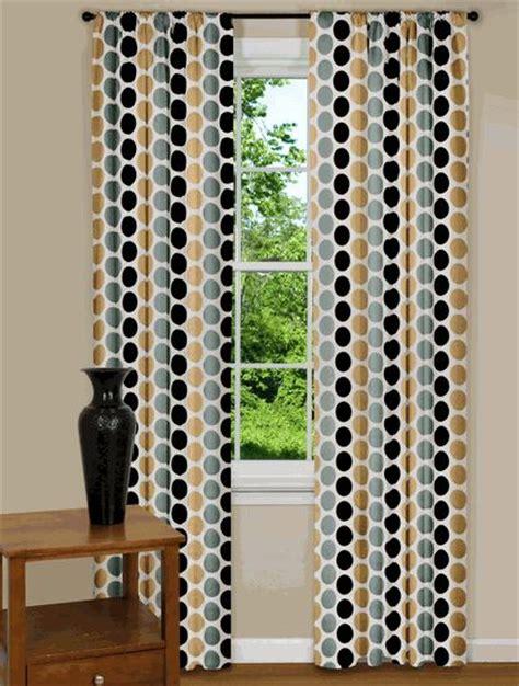 mid century modern curtains images  pinterest