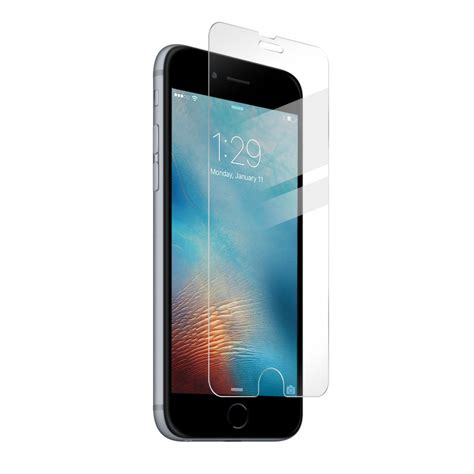 iphone 6 6s clear tempered glass screen protectors covers