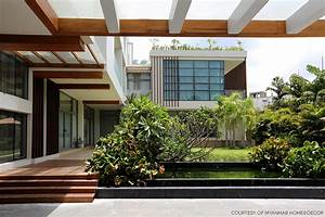 Big, L, Spine, Architects, Myanmar
