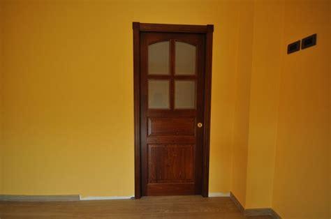 Porte Interne Legno Massello Porte Interne In Legno Massello 171 Falegnameria Pernetta
