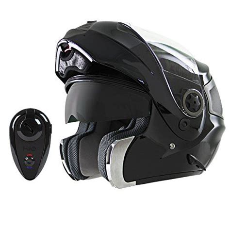 Top 5 Best Bluetooth Motorcycle Helmets [updated For 2017