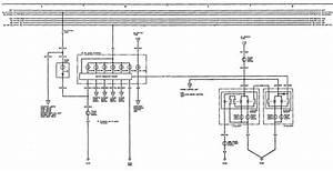 Acura Legend  1991 - 1992  - Wiring Diagram