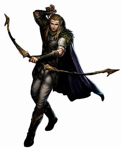 Elf Male Transparent Fantasy Pngmart
