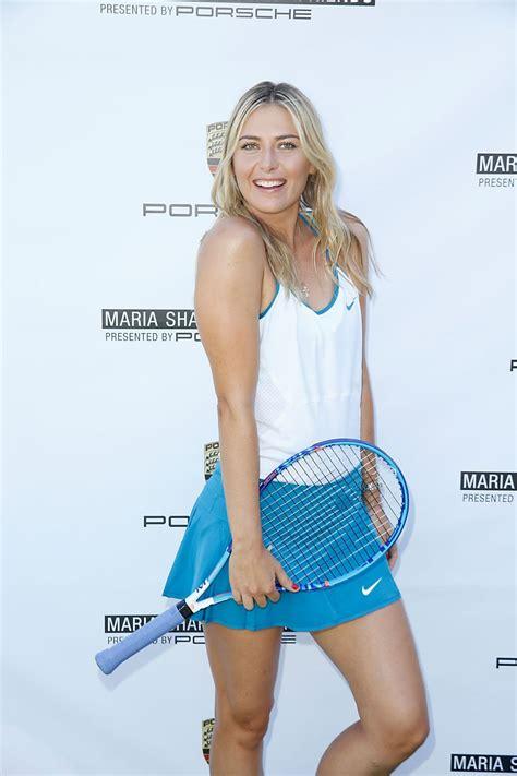 Maria Sharapova Friends Presented