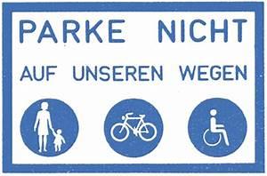 Unkrautvernichtung Auf Gehwegen : parken auf radwegen und t glich h lt das murmeltier e ~ Watch28wear.com Haus und Dekorationen