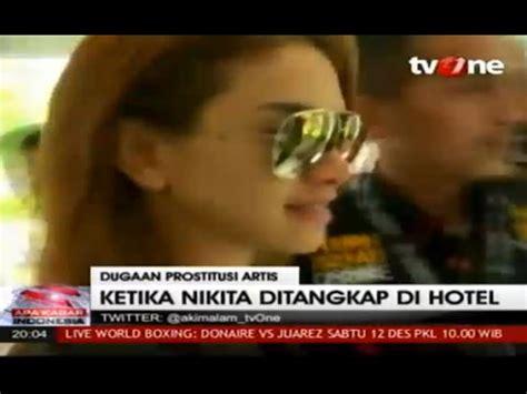 Video Detik Penggerebekan Nikita Mirzani Dan Putri