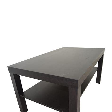 Ikea Tisch Schwarz by 42 Ikea Ikea Black Coffee Table Tables