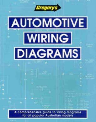 Automotive Wiring Diagrams Gregory Shop