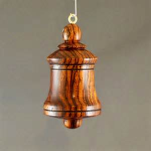 quick easy and great looking turned christmas ornaments part 2 the bell woodworking blog