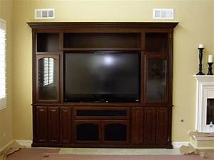 TV stands and built in entertainment centers in Corona, CA