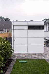 Farbe Für Gartenhaus : potsdam gartenhaus gart drei farbe wei modern gartenhaus berlin von design garten ~ Watch28wear.com Haus und Dekorationen