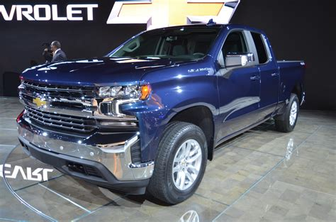 Chevrolet 2019 : The All-new 2019 Chevrolet Silverado