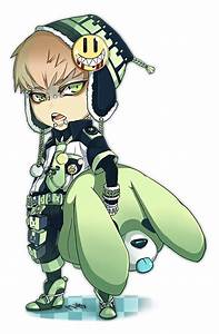 DMMD - Noiz by Moksis on DeviantArt