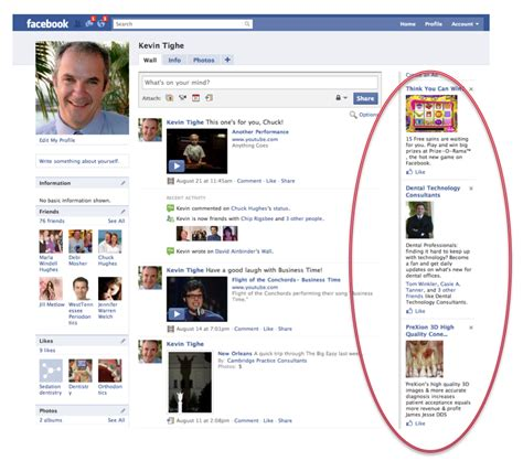 Thoughts On Advertising Ad Spots On Facebook Page
