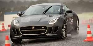 First Drive  2016 Jaguar F