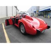 Special Bodies On MGA Cars  Ferrari Testarossa Kit Car