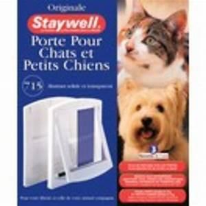 Trappe Pour Chat : porte pour chiens et chats original staywell trappe ~ Dode.kayakingforconservation.com Idées de Décoration